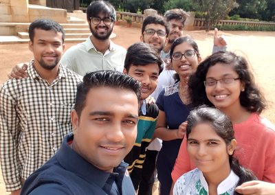 Selfie_Lab Interns_2017
