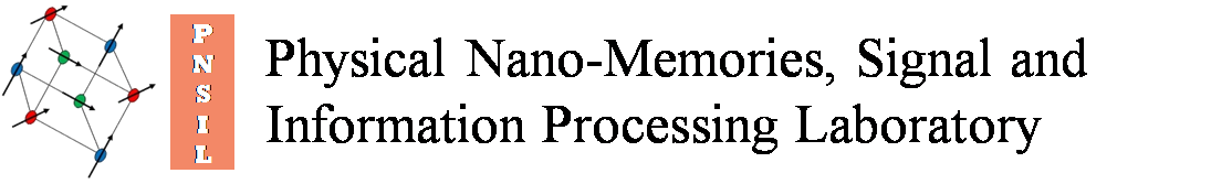 Physical Nano-Memories, Signal and Information Processing Laboratory